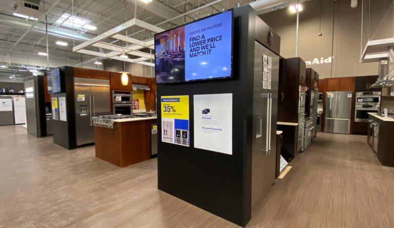 revolv+ prefabricated Retail Overhaul